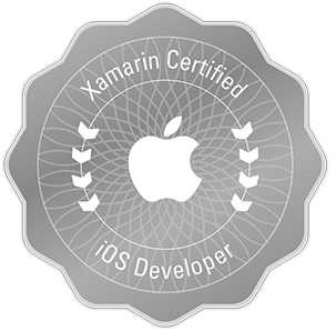 Xamarin Certified iOS Developer